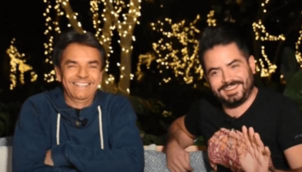 El actor José Eduardo Derbez compartió una simpática felicitación en Instagram dedicada al productor Eugenio Derbez para celebrar el Día del Padre