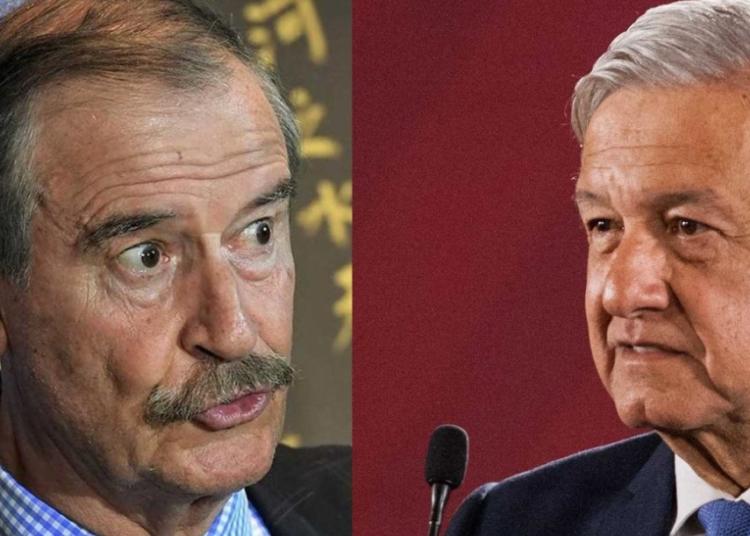 Alguien puede citar un éxito de este gobierno: arremete Vicente Fox
