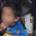 Abandonado y en su carriola: así fue rescatado un menor en México