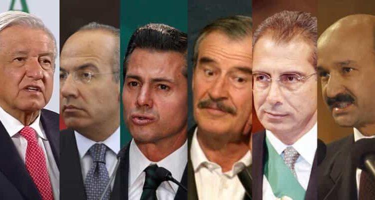 """El mandatario aseguró que Salinas será juzgado por """"entregar los bienes de la Nación a sus allegados"""""""