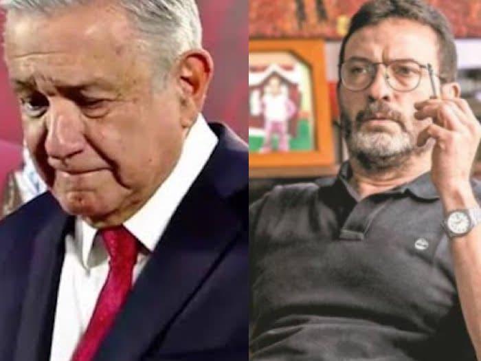 """Asimismo, el presidente calificó la pérdida del caricaturista de La Jornada como """"una pérdida irreparable""""."""