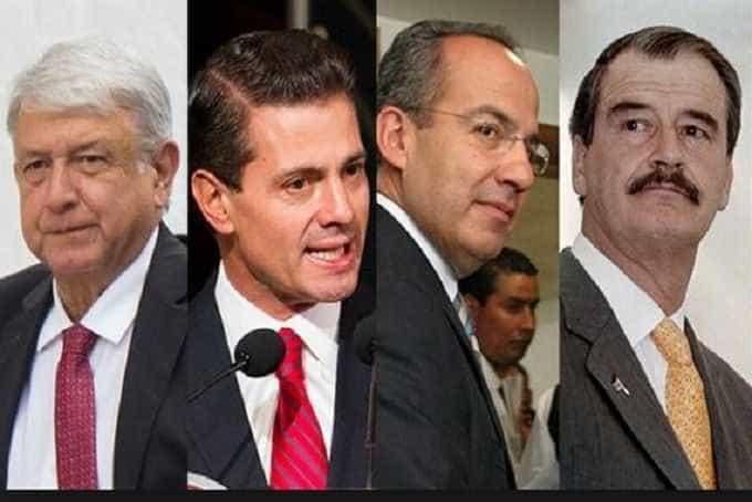 """El presidente de México afirmó que él no participará en la consulta popular, pero """"no quiero pasar a la historia como tapadera"""""""