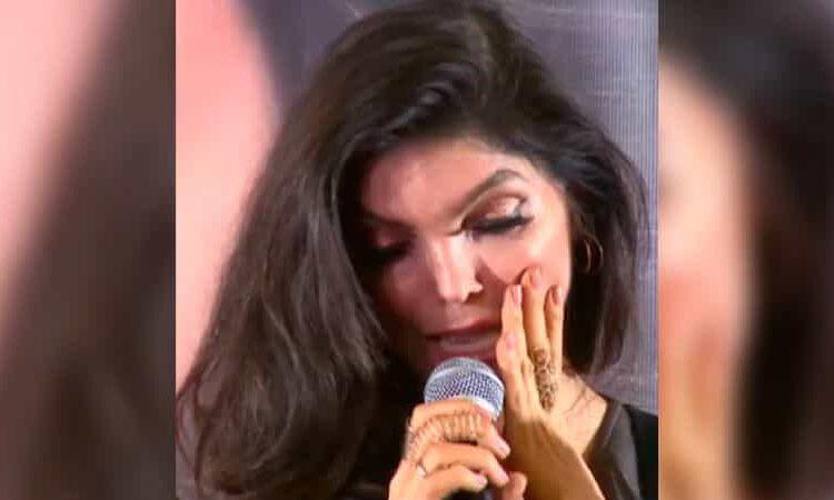 La cantante Ana Bárbara compartió un video en redes sociales, donde reveló, con su voz entrecortada, que se encuentra triste y desconsolada por la pérdida de un gran ser querido