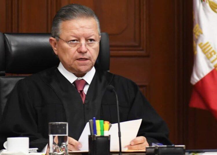 Una jueza federal admitió un amparo contra la ampliación del mandato de Arturo Zaldívar en la Suprema Corte de Justicia de la Nación