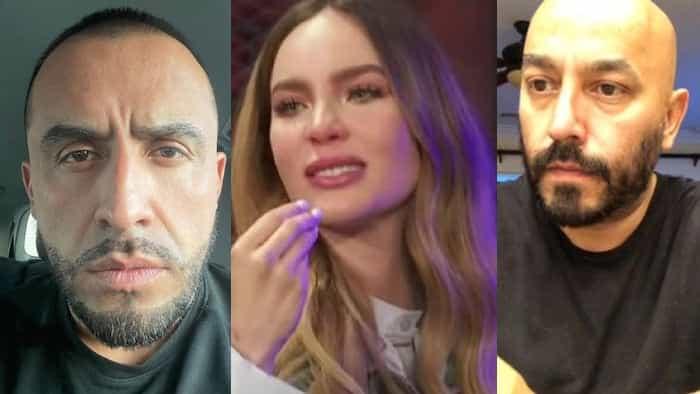 Colectivos feministas, activistas y mujeres han pedido cancelar al cantante Lupillo Rivera y a su hermano Juan Rivera