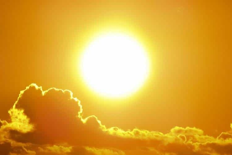 Máxima alcanzará 39 grados Celsius con sensación térmica en 42 grados