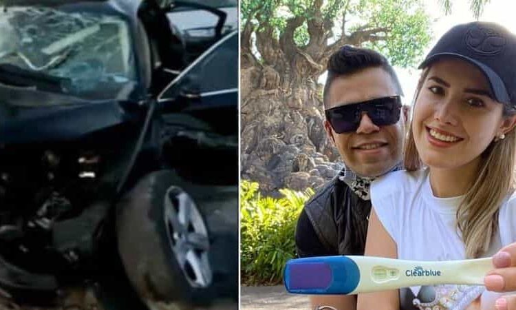 """El cantante, Emir Pabón, en una entrevista para el programa 'Hoy' habló del delicado estado de salud por el que atraviesa su esposa tras su brutal accidente de auto, mostrándose devastado porque su """"infierno"""" aún sigue"""