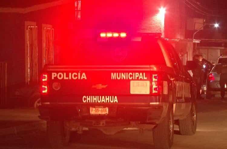 Tras un reporte al número de emergencias, llegaron al lugar unidades de la Policía Municipal