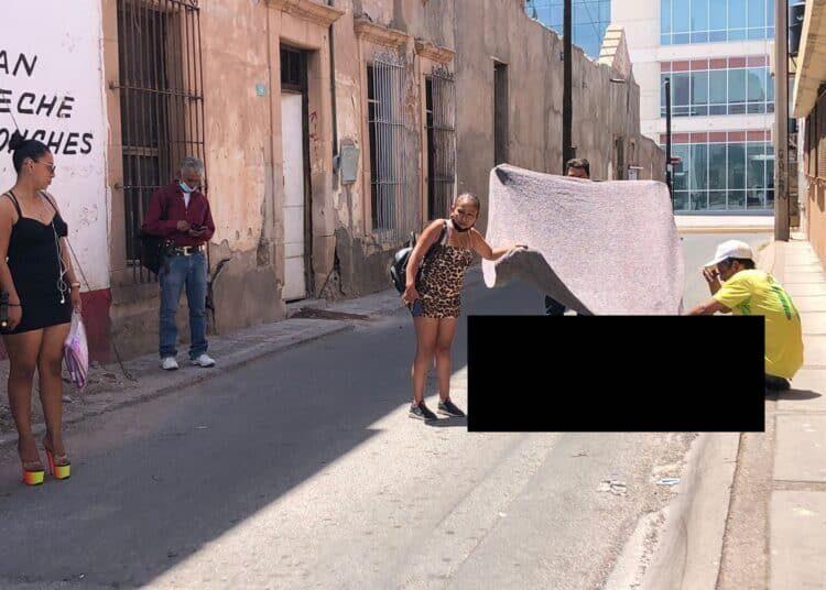 Los hechos ocurrieron la tarde del miércoles en el cruce de las calles 12a y Libertad