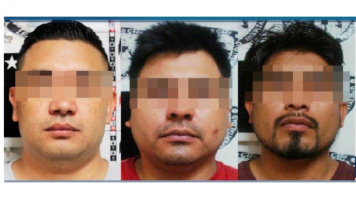 Los hechos por los que fueron juzgados y sentenciados Iván Alberto D., Fabián Ricardo G. R. y Jayro V. M., (este último también agente investigador) ocurrieron la mañana del 3 de junio del año 2019.