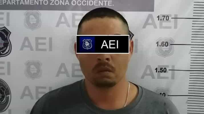 Captura AEI a presunto responsable de violación agravada