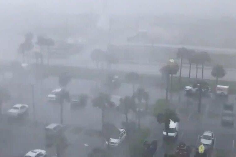 El fenómeno natural provocará inundaciones en Mississippi, Alabama, oeste de Florida y Georgia.