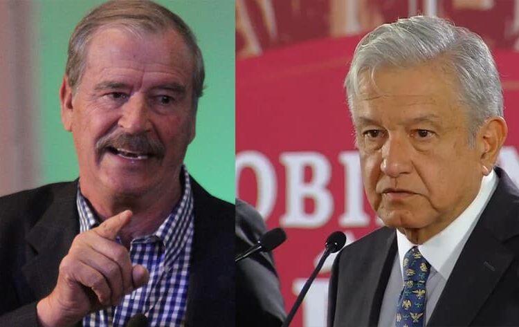 """Vicente Fox calificó el gobierno de AMLO como """"fallido"""" y aseveró que ésta a entregado a los criminales del país el 30% de México """"con todas sus consecuencias""""."""
