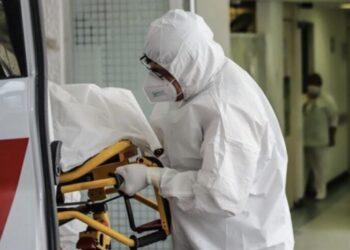 México acumula 233 mil 622 muertes por Covid-19; suman 2 millones 540 mil contagios