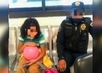Abandonan a niña de 12 años; despertó y sus padres ya no estaban