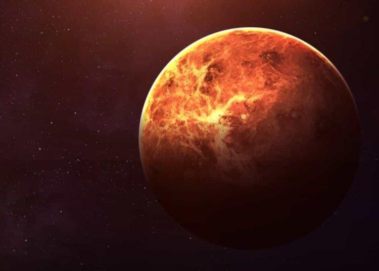 ¿Te gustaría saber cómo luce Venus? ¿Te lo has preguntado? Así luce la imagen de Venus sobrevolada por la misión Solar Orbiter.