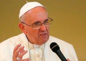"""""""Sigo vivo, aunque algunos me querían muerto"""" dice Papa Francisco"""