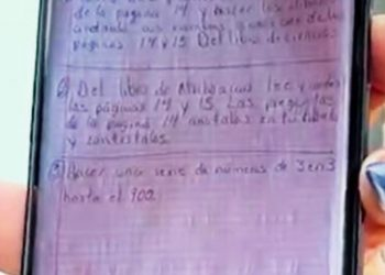 Maestro de primaria manda la tarea con fotografía intima; padres exigen todo el peso de la ley