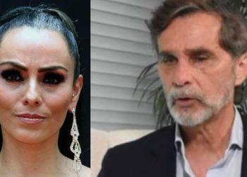 """""""Me empujaba"""" Ivonne Montero asegura que fue agredida por Humberto Zurita en una telenovela"""