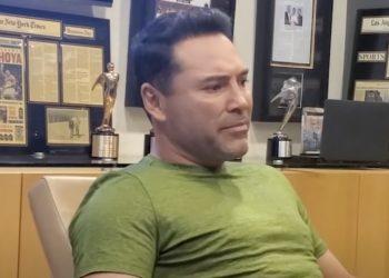 Óscar de la Hoya revela haber sido violado a los 13 años