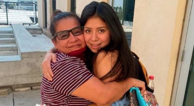 Madre mexicana se reencuentra con su hija secuestrada hace 14 años