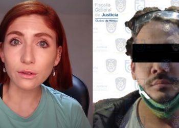 """""""Así funciona la ley en México"""", dice Nath Campos tras liberación de Rix"""