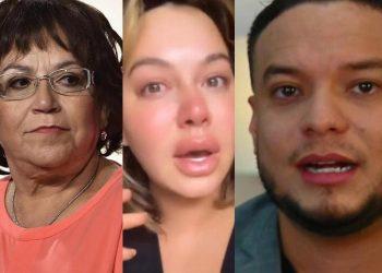 En una transmisión a través de su canal de YouTube, la señora Rosa Saavedra, madre de Jenni Rivera reveló que el cantante Lorenzo Méndez tenía actitudes violentas con Chiquis