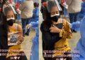 El video fue compartido en TikTok por la joven, logrando viralizarse en pocos minutos.