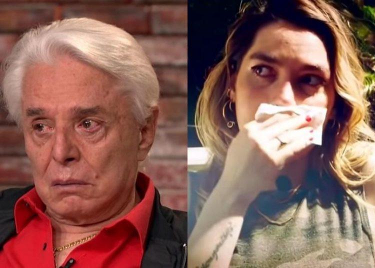 Revelan que por falta de dinero Enrique Guzmán retira demanda en contra de Frida Sofía