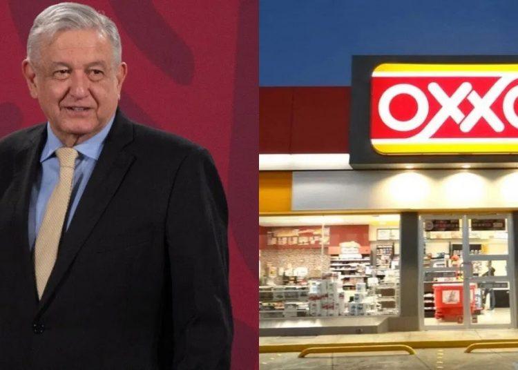 Por qué dice AMLO que empresas como OXXO y Walmart pagan menos de luz que un ciudadano