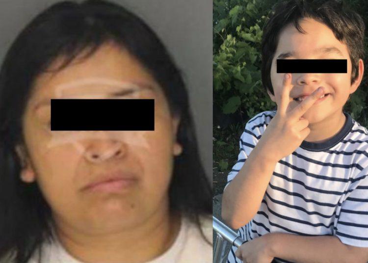 Acusan a mujer de dejar morir de hambre al hijo de su novio: con 7 años, pesaba 15 kilos