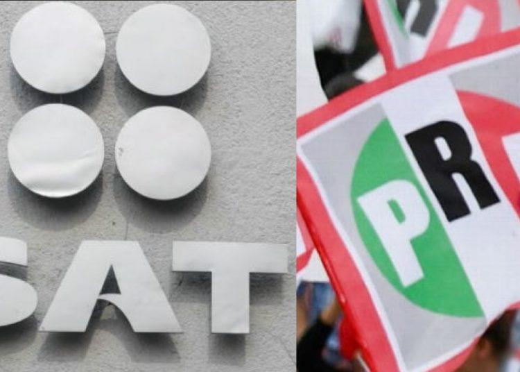 """El PRI está en contra de que el SAT obligue a jóvenes a darse de alta; acusa """"terrorismo fiscal"""""""