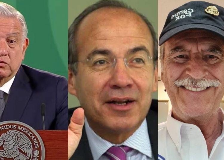 Intromisión Calderón y Fox en asuntos públicos exhibe su apego al poder: AMLO