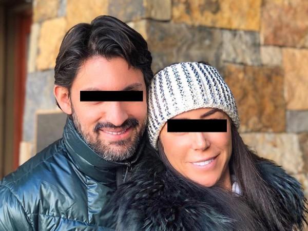 Inés Gómez Mont estaría dispuesta a divorciarse para poder limpiar su nombre