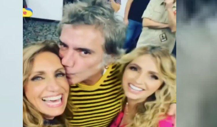 Angélica Rivera reaparece, se deja ver cariñosa con Alejandro Fernández