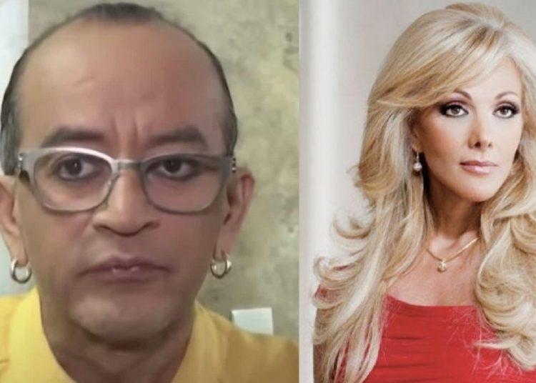 """""""Me lo tomé personal"""" Germán Ortega reconoce haberse molestado por el rechazo de beso de Olivia Collins"""