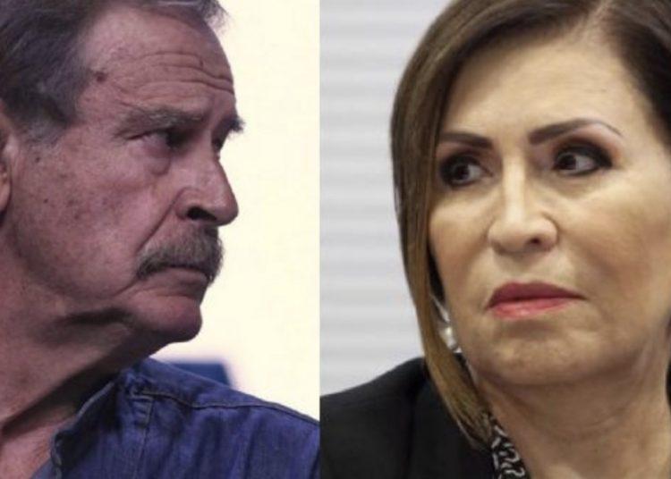 """""""Animo Rosario"""" Vicente Fox celebra posible salida de Rosario Robles de la prisión y redes lo tunden"""