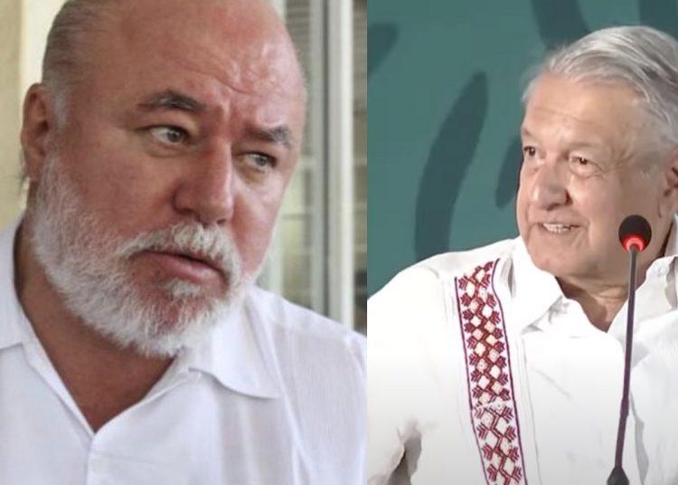 """""""Las pen... de López Obrador las pagaremos los mexicanos"""": Manuel Clouthier arremetió contra AMLO por su iniciativa de reforma eléctrica"""