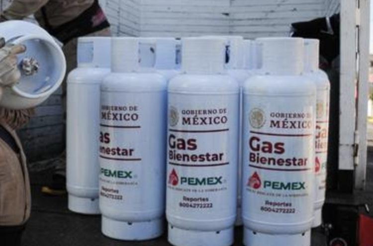 Precio de Gas Bienestar sube de nuevo; aumento es de 11 por ciento en un mes