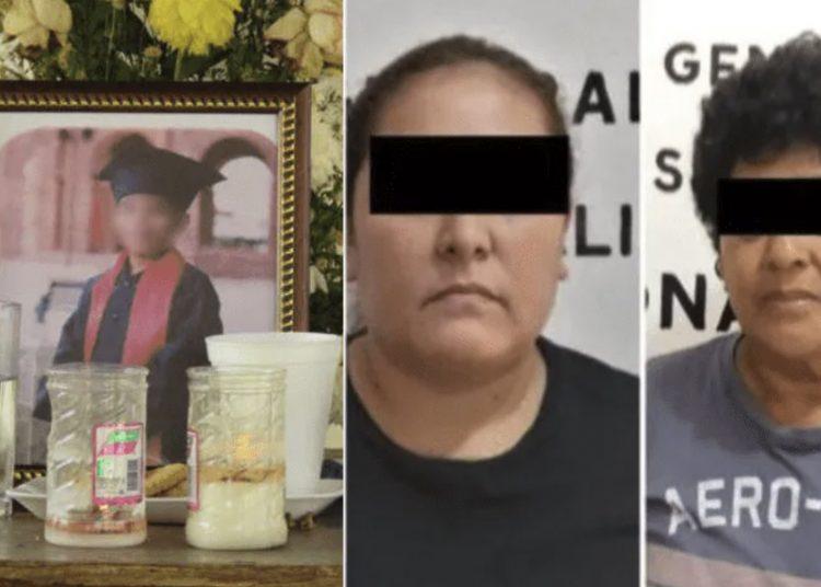 """Piden justicia para Carlitos, niño asesinado por sus """"madres adoptivas"""""""