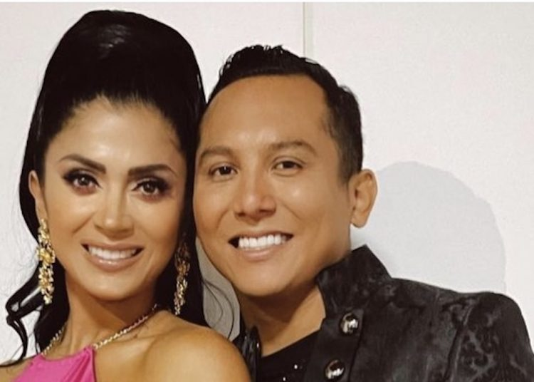 Kimberly Flores y Edwin Luna comparten tiernas fotos tras escándalo de infidelidad