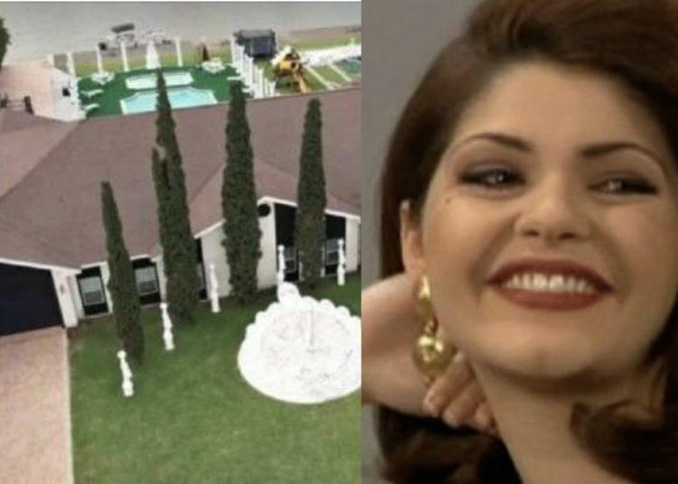 """No nos podemos dar ese lujo"": Itatí Cantoral vende mansión por 27 mdp"