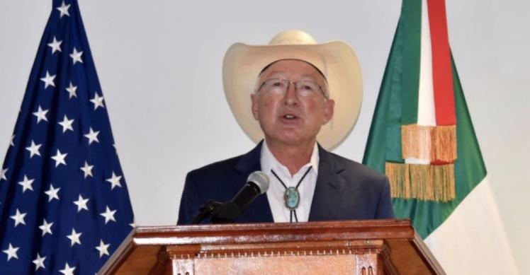 EU y Mexico, listos para reanudar comercio y viajes de forma responsable: Ken Salazar