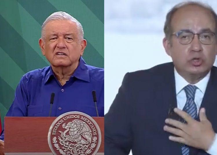 """""""Felipe Calderón es un mentiroso e hipócrita"""": AMLO tras dichos de supuestos tratos con el narco"""