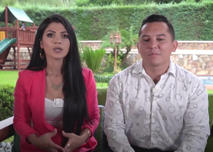 Kimberly Flores pide perdón a Edwin Luna por la supuesta infidelidad