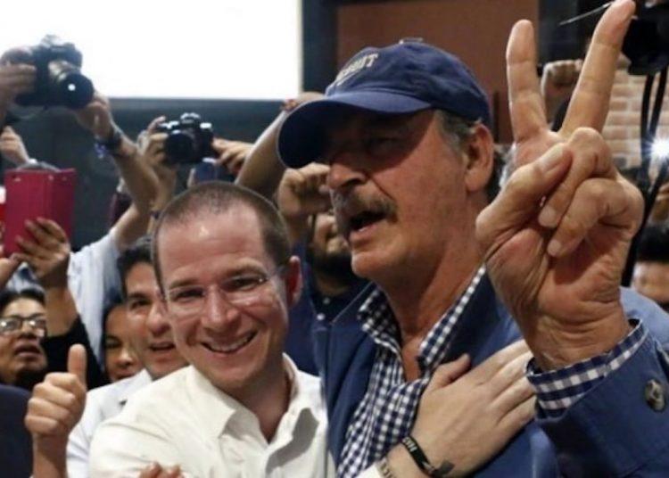 """""""Hay venganza contra Ricardo Anaya"""": Vicente Fox critica a la FGR"""