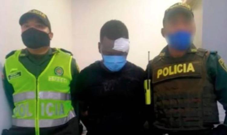 Por robar un celular y una caja de perfumes lo condenaron a 16 años de prisión en Colombia