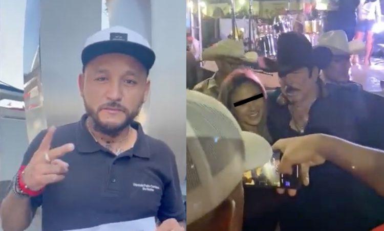 """Nos salió invasor"": 'El Mijis' denuncia en FGR a cantante Lalo Mora por abuso sexual"