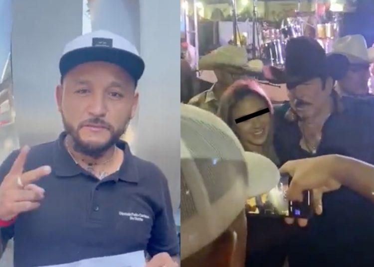 El Mijis demanda a Lalo Mora por acoso a fanatica
