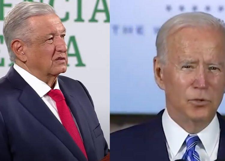 Biden envía carta a AMLO: coinciden en atender causas de migración y el fin del muro fronterizo